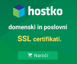 Naročite svoj SSL certifikat
